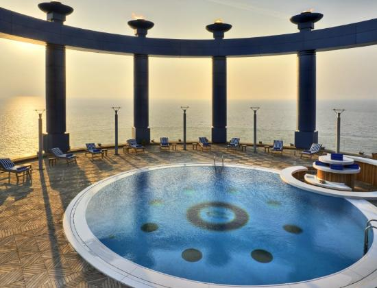Rosewood Jeddah : Rooftop Pool