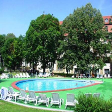 Danubius Health Spa Resort Thermia Palace: Thermia Pool