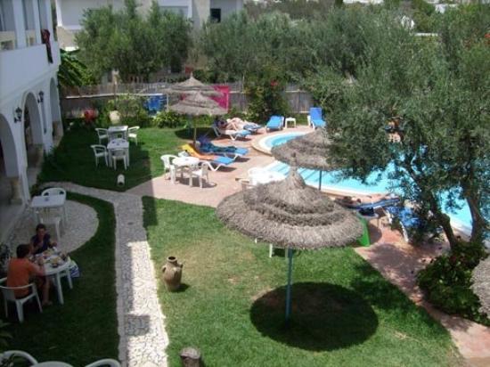 Residence Romane: Pool