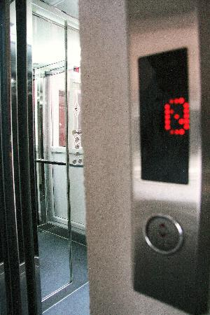 Pansion Harmony: Elevator for Guests