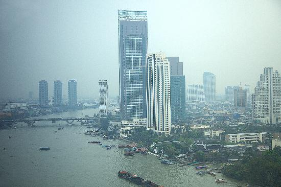 Bangkok, Tailandia: Chaophraya River