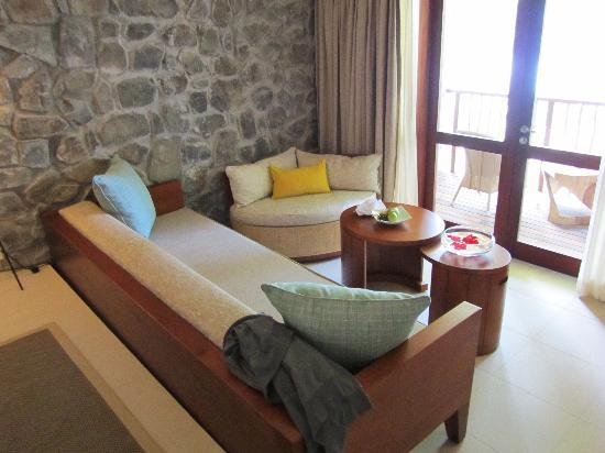 Kempinski Seychelles Resort: Salon
