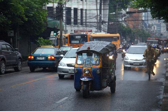 Bangcoc, Tailândia: Tuk-Tuk, Bangkok