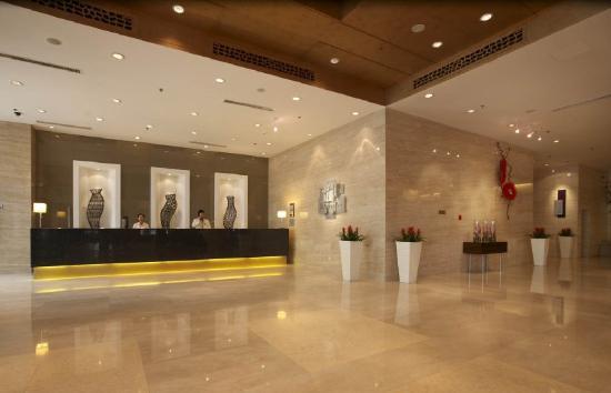 Holiday Inn Central Plaza: HIBeijng Lobby