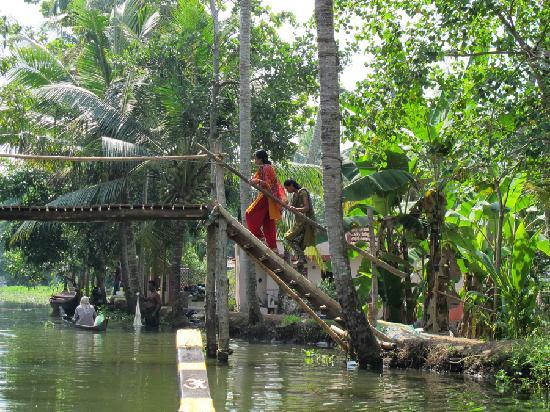Cherukara Nest: Alleppey backwater canals