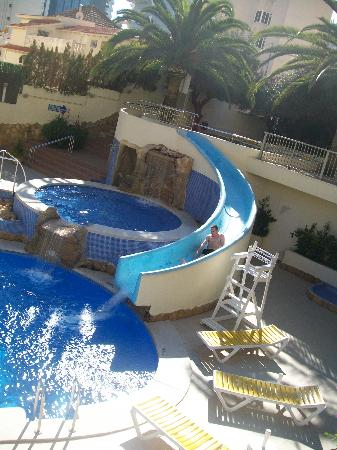 Hotel RH Princesa & Spa: In the pool in January!!!!
