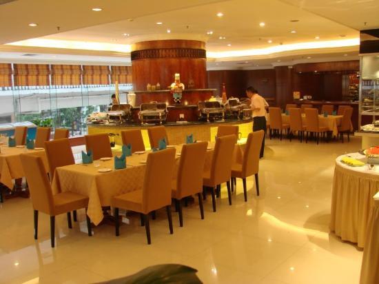 Lushan Hotel: West Restrant