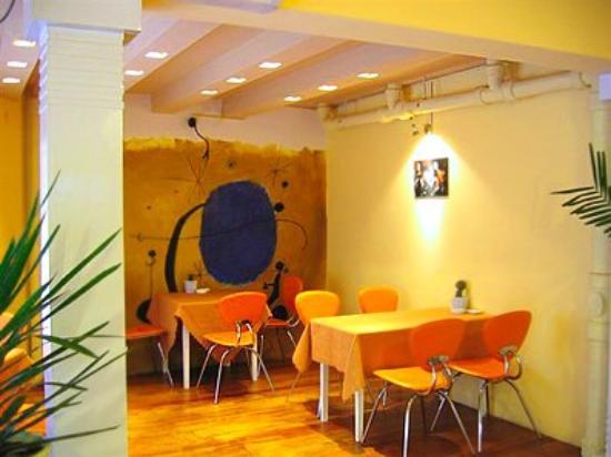Convention & exhibition Center Hotel : Bar/Lounge