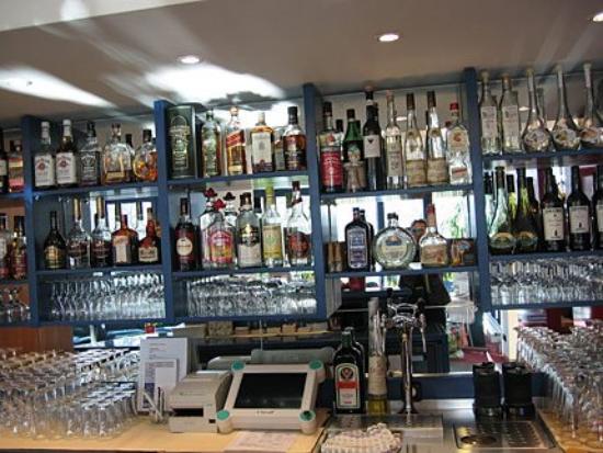 Carat Hotel Erfurt: Bar/Lounge