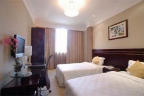 Pacific Bridge Hotel : Guest Room