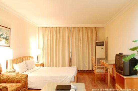 Hanting Hi Inn (Shanghai Xintiandi) : Guest room