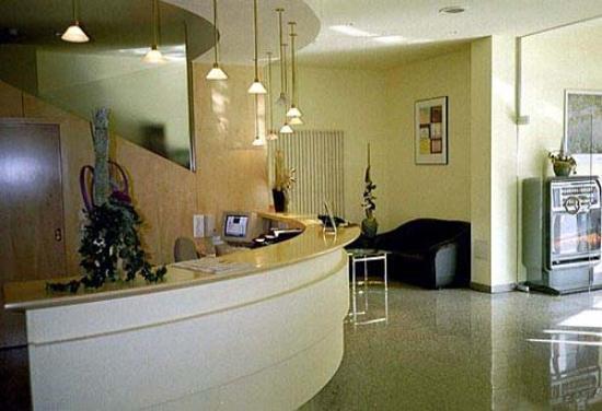 Hotel Excelsior Bochum: Interior