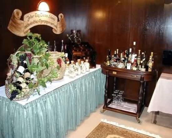 Hotel Grille: Bar