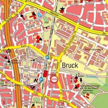 Hotel Grille: Maps