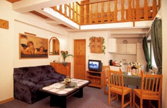 Hotel Bölsche 126: Guest room