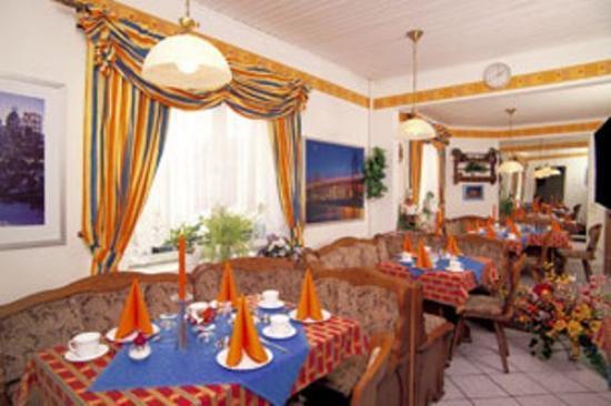 Hotel Bölsche 126: Breakfastroom