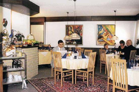 Ars Vivendi: Breakfastroom