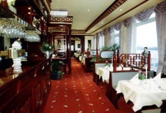 Hotel Faehrhaus: Restaurant