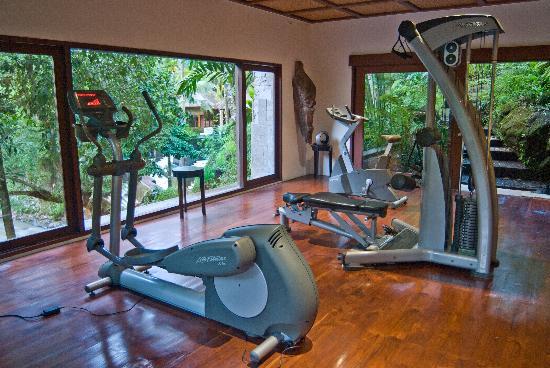 Villa Devatas: gym