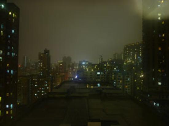 Harbour Plaza 8 Degrees: 部屋から見た夜景