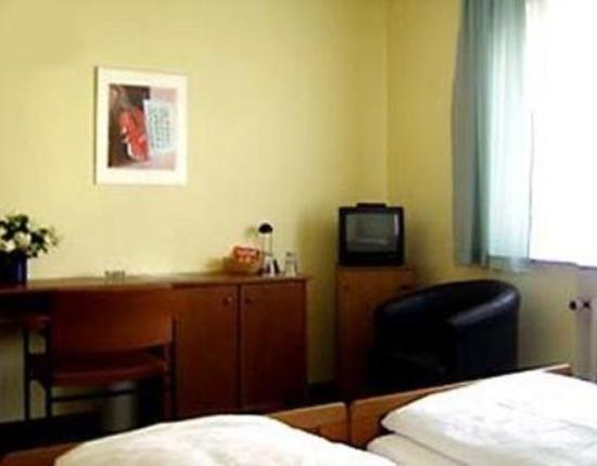 Am Zoo Hotel: ROOM