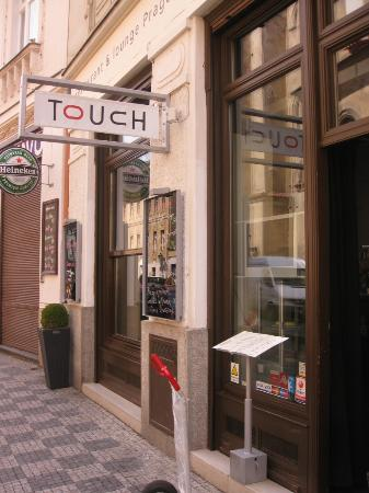 Touch forexpros.es cafe