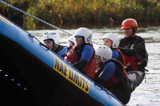 Nae Limits Adventure: White Water Rafting