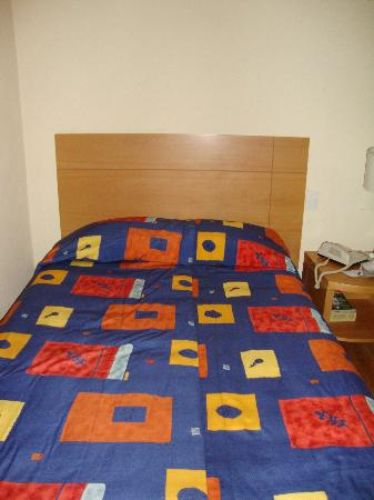 Hotel Del Principado: Parte de la habitación