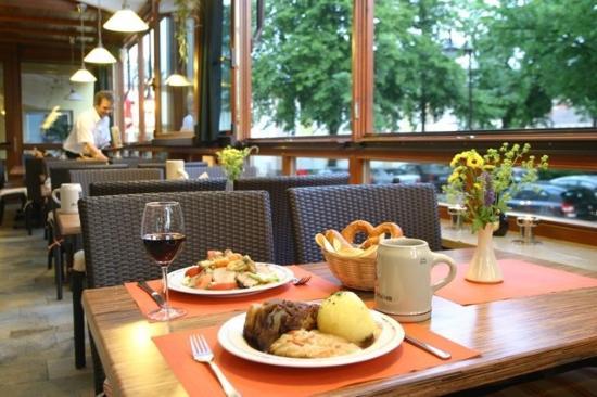 Accent - Hotel Bayreuth: Restaurant