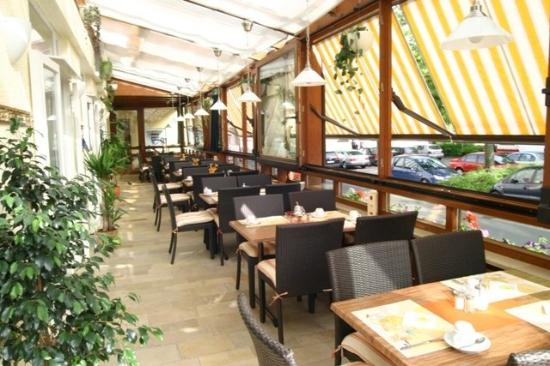 Accent - Hotel Bayreuth: Terrace