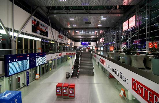 Stellwerk: Hauptbahnhof Linz