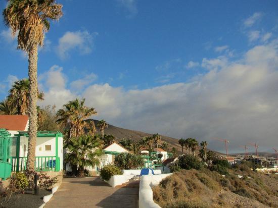 Aldiana Fuerteventura: Bungalows mit Gartenanlage