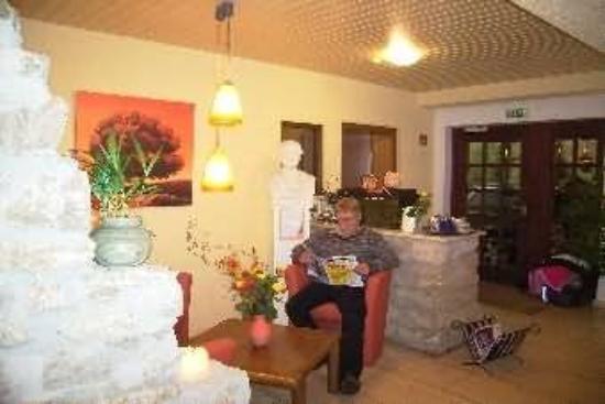 Hotel Beckmann: Interior