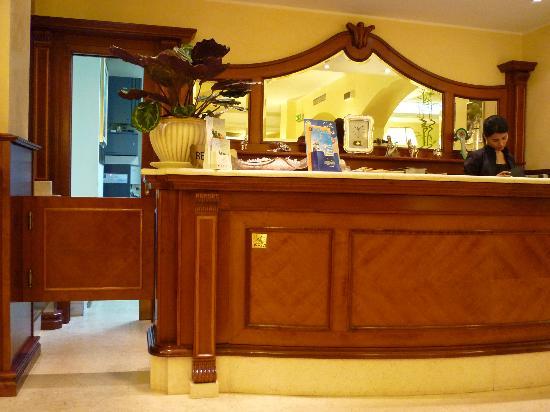 interno hotel corallo