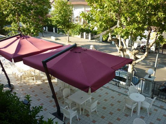 Hotel Corallo: solarium