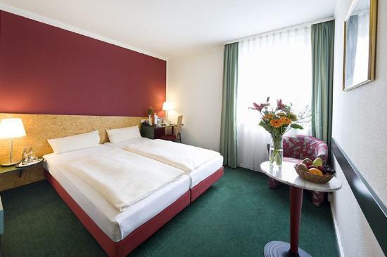 Quality Hotel Hof: GEDoppelzimmer