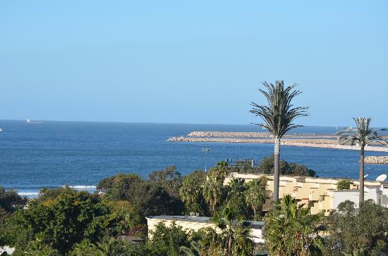 Residence Yasmina Agadir: baie d'agadir