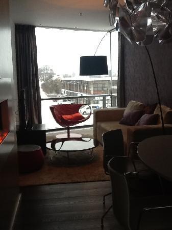 Quality Hotel Strand Gjovik: Superior suite