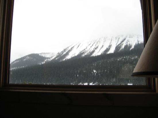 Mount Engadine Lodge: view