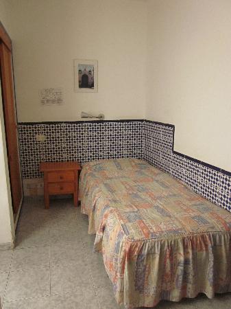 Puerto Azul Hotel : Bed