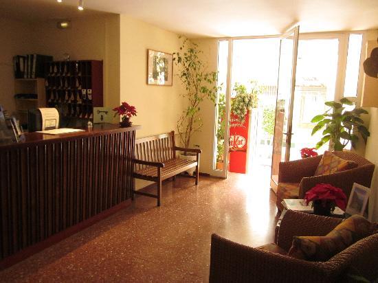Puerto Azul Hotel : Reception