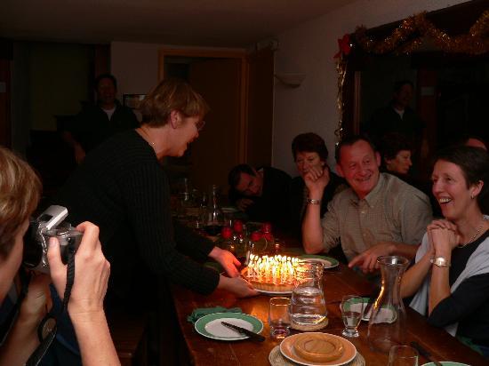 Les Cariolettes: anniversaire