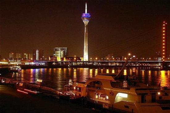 Intermesse BB Dus: City view