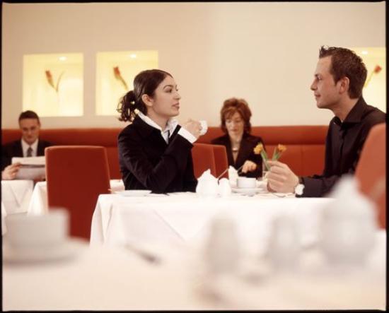 Select Falk Suite Hotel: breakfast