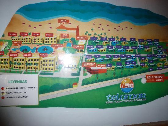 Plan telamar picture of telamar resort tela tripadvisor for Villas telamar