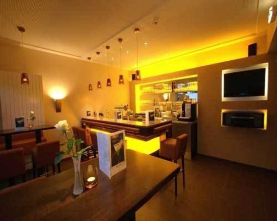 Air Hotel Wartburg: Bar/Lounge