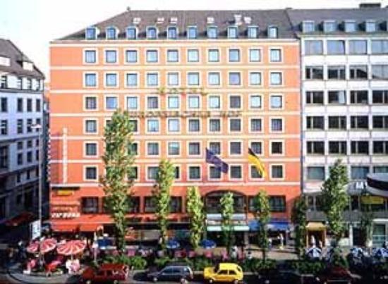 Europaischer Hof Hotel Munich