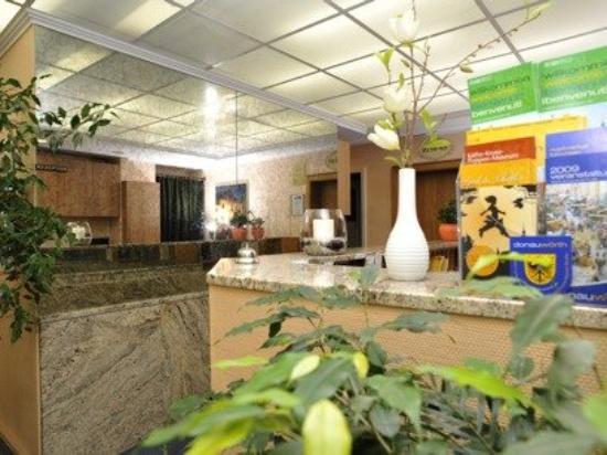 Posthotel Traube: Reception