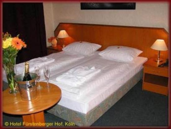 Cologne City Hotel: our rooms