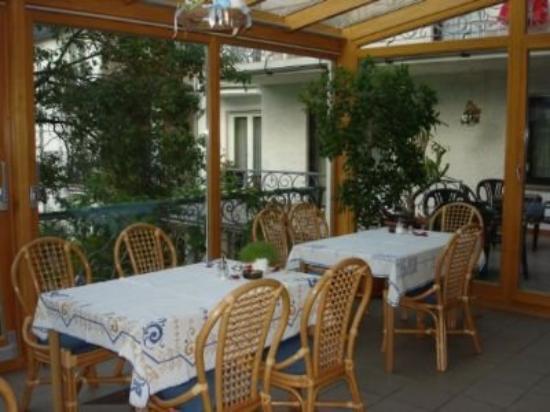 Flair Hotel Zum Rehberg: Restaurant